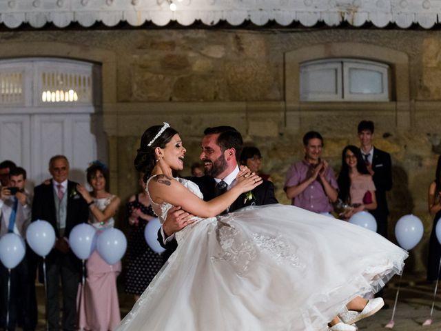 La boda de Jesús y Cayetana en Vilagarcía de Arousa, Pontevedra 99
