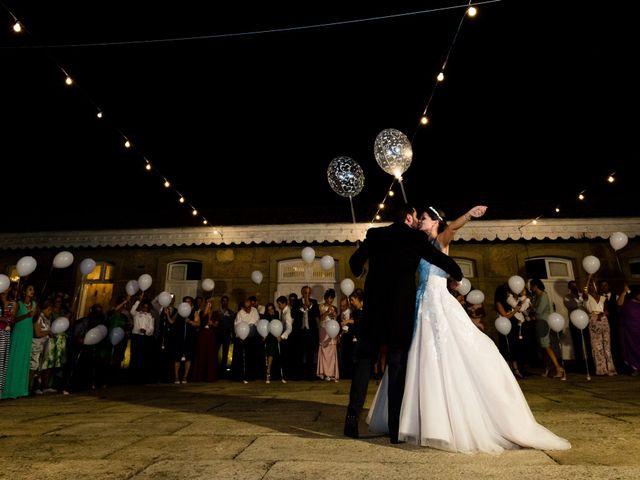 La boda de Jesús y Cayetana en Vilagarcía de Arousa, Pontevedra 100