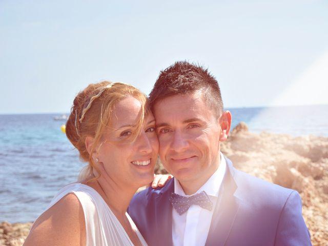 La boda de Jordi y Tamara en L' Ametlla De Mar, Tarragona 6
