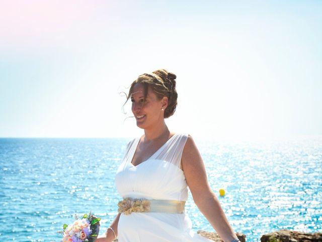 La boda de Jordi y Tamara en L' Ametlla De Mar, Tarragona 10