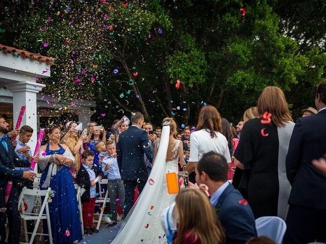 La boda de Rubén y Soraya en Algeciras, Cádiz 25