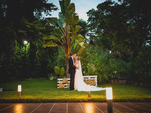 La boda de Soraya y Rubén