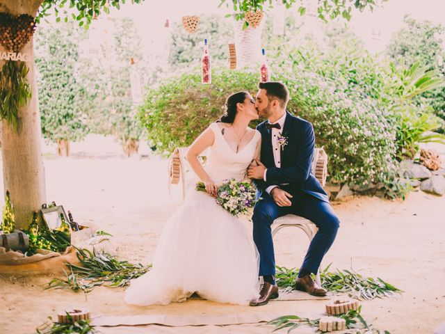 La boda de Dulce y Ambroise