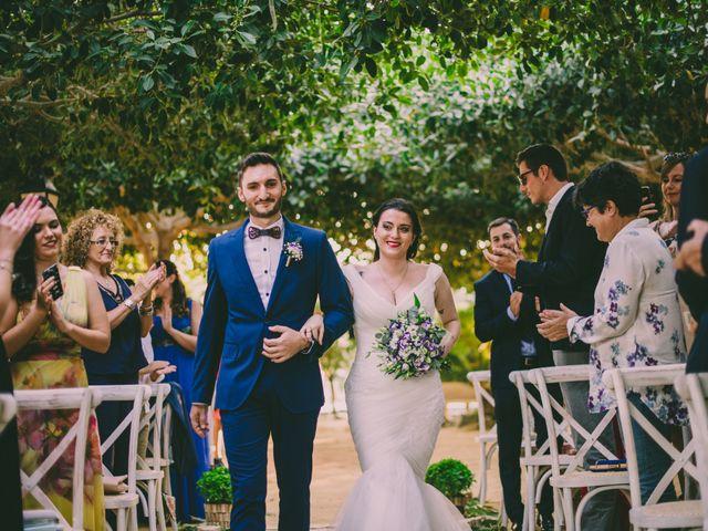 La boda de Ambroise y Dulce en Elx/elche, Alicante 10