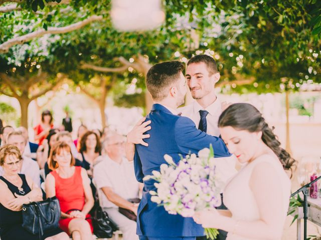 La boda de Ambroise y Dulce en Elx/elche, Alicante 19