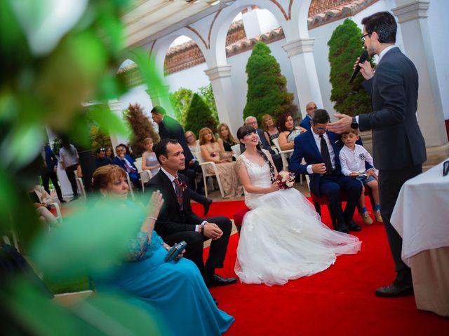 La boda de Oscar y Miriam en Boecillo, Valladolid 14