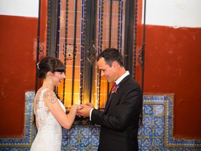 La boda de Oscar y Miriam en Boecillo, Valladolid 17