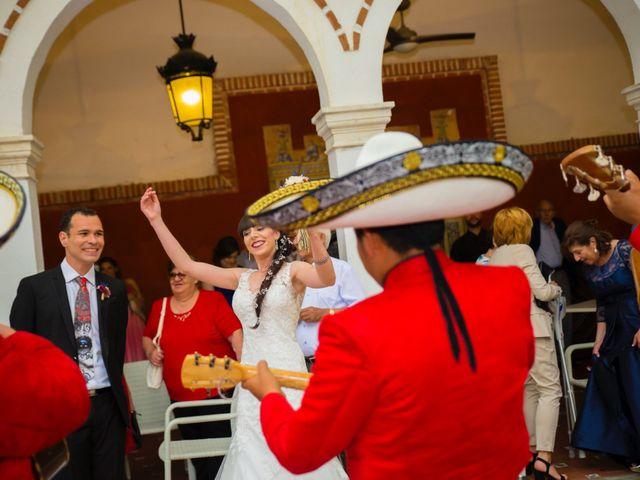 La boda de Oscar y Miriam en Boecillo, Valladolid 18