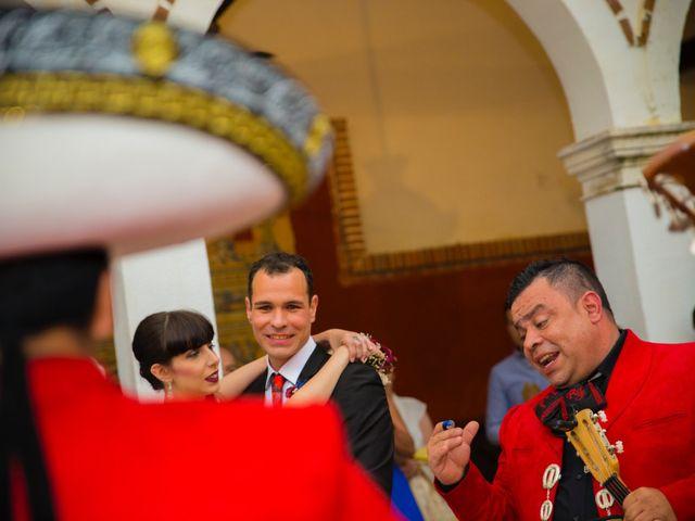 La boda de Oscar y Miriam en Boecillo, Valladolid 19