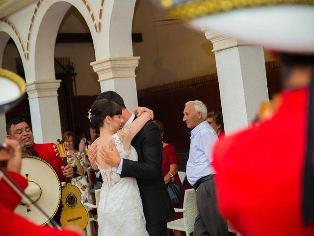 La boda de Miriam y Oscar