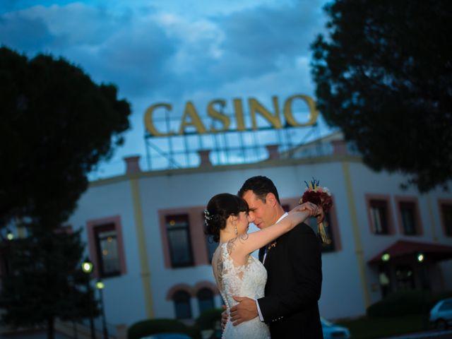 La boda de Oscar y Miriam en Boecillo, Valladolid 1