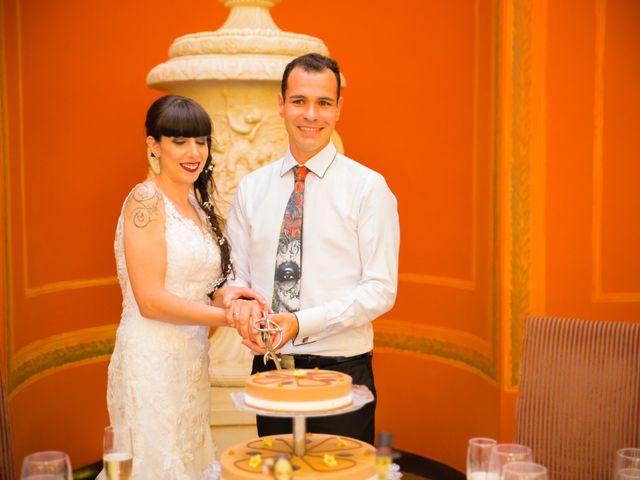 La boda de Oscar y Miriam en Boecillo, Valladolid 30
