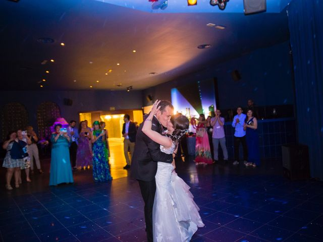 La boda de Oscar y Miriam en Boecillo, Valladolid 35