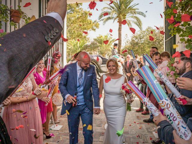 La boda de Javi y Yesenia en Alcala De Guadaira, Sevilla 9