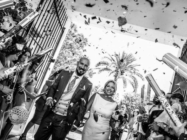 La boda de Javi y Yesenia en Alcala De Guadaira, Sevilla 10