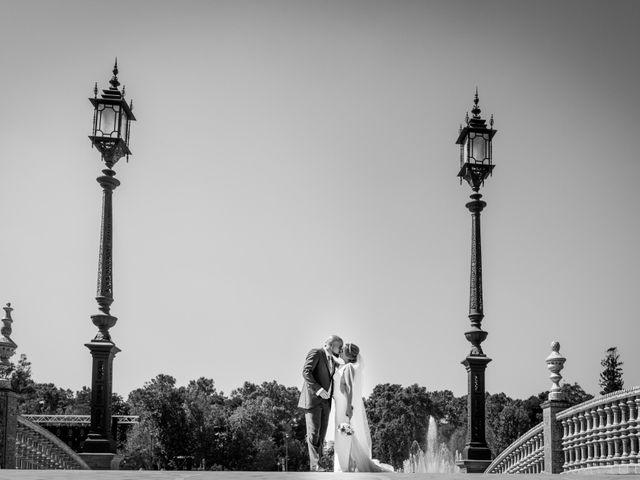 La boda de Javi y Yesenia en Alcala De Guadaira, Sevilla 12