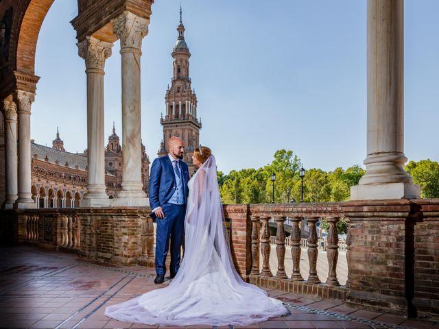 La boda de Javi y Yesenia en Alcala De Guadaira, Sevilla 13