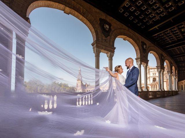 La boda de Yesenia y Javi