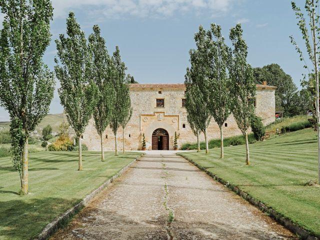La boda de Alvaro y Suana en Huermeces, Burgos 4
