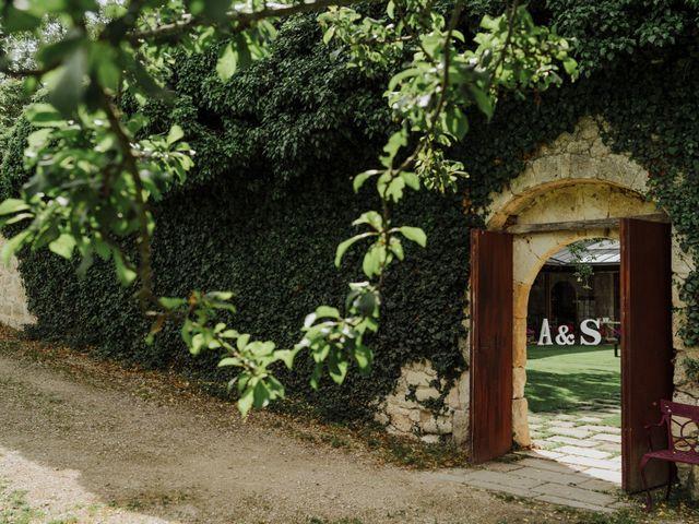 La boda de Alvaro y Suana en Huermeces, Burgos 5