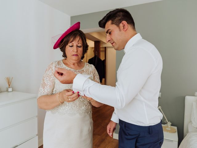La boda de Alvaro y Suana en Huermeces, Burgos 9