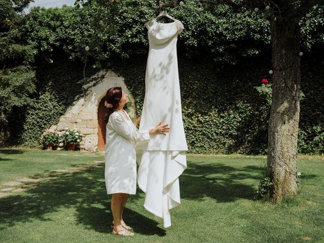 La boda de Alvaro y Suana en Huermeces, Burgos 12