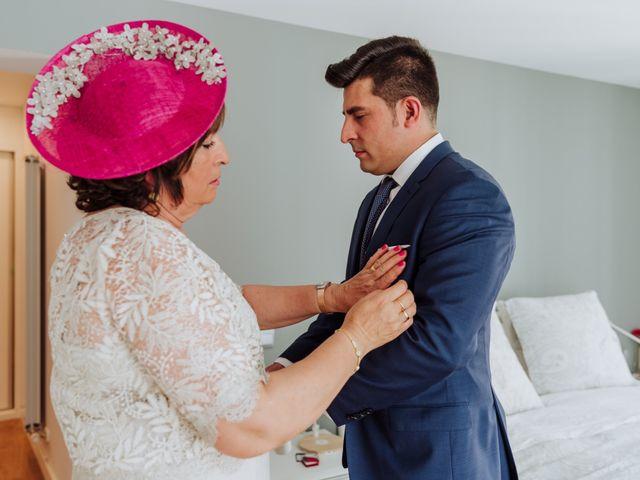 La boda de Alvaro y Suana en Huermeces, Burgos 14