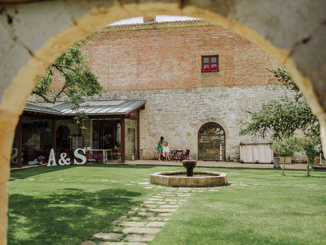La boda de Alvaro y Suana en Huermeces, Burgos 15