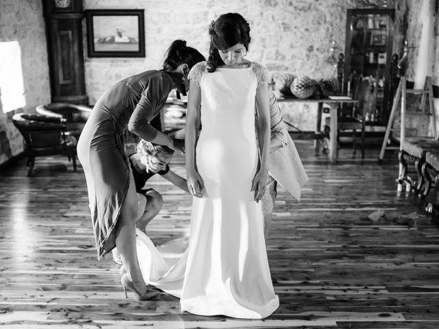 La boda de Alvaro y Suana en Huermeces, Burgos 23
