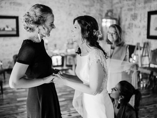 La boda de Alvaro y Suana en Huermeces, Burgos 25