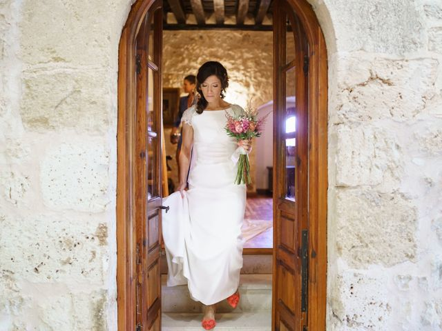 La boda de Alvaro y Suana en Huermeces, Burgos 29