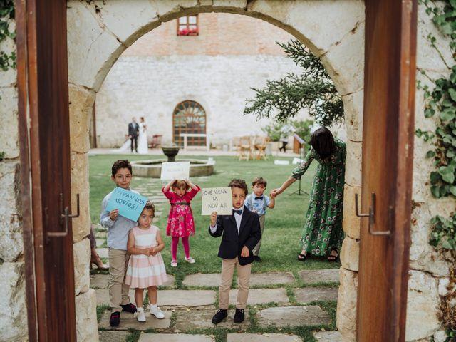 La boda de Alvaro y Suana en Huermeces, Burgos 30