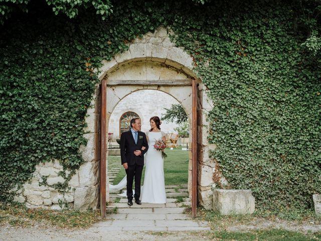 La boda de Alvaro y Suana en Huermeces, Burgos 32