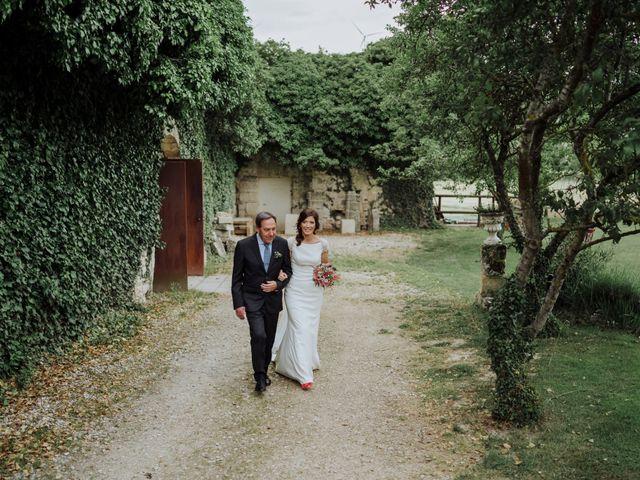 La boda de Alvaro y Suana en Huermeces, Burgos 33