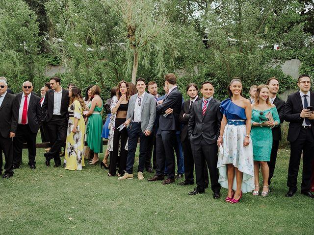 La boda de Alvaro y Suana en Huermeces, Burgos 34