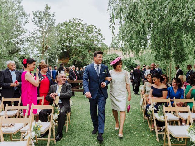 La boda de Alvaro y Suana en Huermeces, Burgos 39