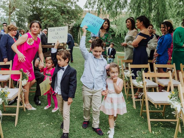 La boda de Alvaro y Suana en Huermeces, Burgos 41