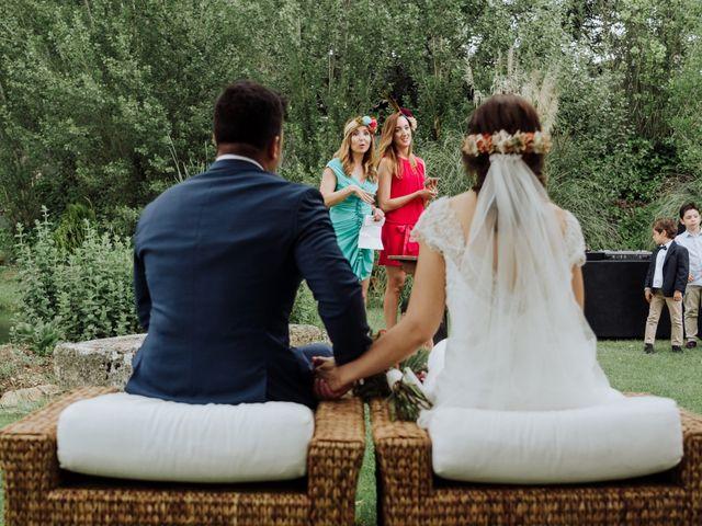 La boda de Alvaro y Suana en Huermeces, Burgos 42