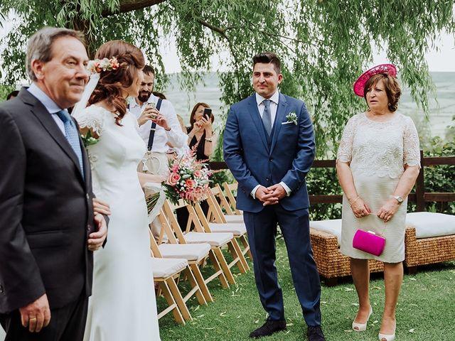 La boda de Alvaro y Suana en Huermeces, Burgos 43