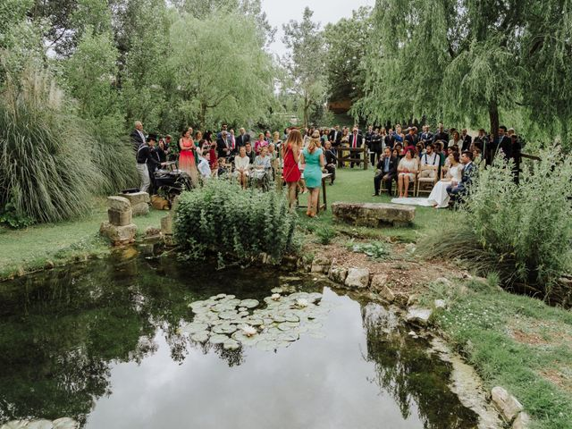 La boda de Alvaro y Suana en Huermeces, Burgos 44