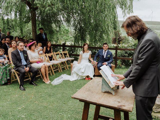 La boda de Alvaro y Suana en Huermeces, Burgos 45