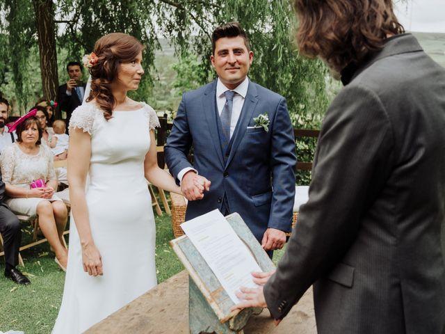 La boda de Alvaro y Suana en Huermeces, Burgos 47