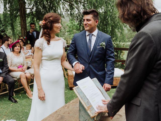 La boda de Alvaro y Suana en Huermeces, Burgos 48