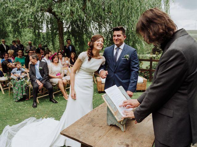 La boda de Alvaro y Suana en Huermeces, Burgos 50