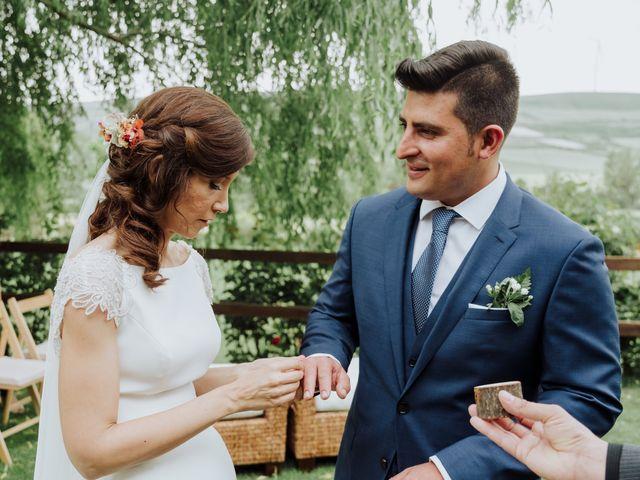 La boda de Alvaro y Suana en Huermeces, Burgos 52
