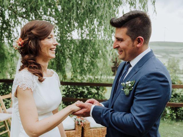 La boda de Alvaro y Suana en Huermeces, Burgos 53