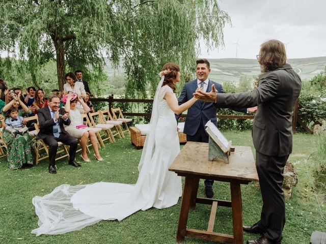 La boda de Alvaro y Suana en Huermeces, Burgos 54