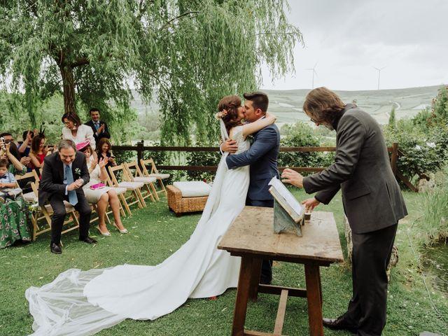 La boda de Alvaro y Suana en Huermeces, Burgos 55