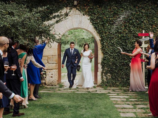 La boda de Alvaro y Suana en Huermeces, Burgos 57