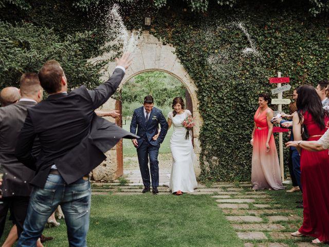 La boda de Alvaro y Suana en Huermeces, Burgos 58